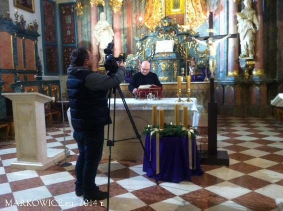 Sanktuarium Markowice - Film o Markowicach w TVP Bydgoszcz