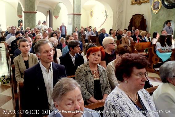 Sanktuarium Markowice - XXV - lecie Święceń Kapłańskich Ks. Proboszcza