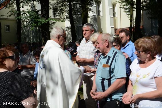 Sanktuarium Markowice - Odpust chorych