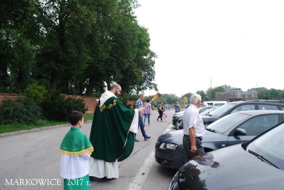 Sanktuarium Markowice - Poświęcenie pojazdów