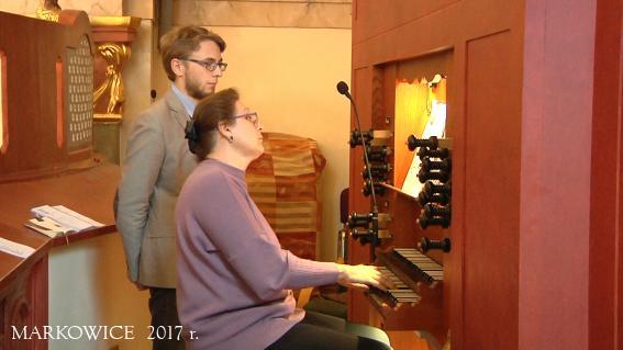 Sanktuarium Markowice - Kolejny koncert organowy