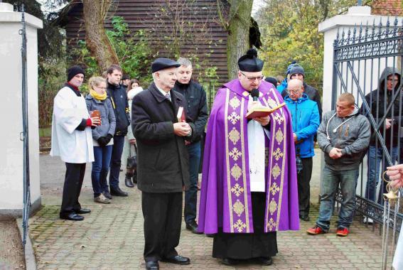 Sanktuarium Markowice - Uroczystość Wszystkich Świętych i Dzień Zaduszny