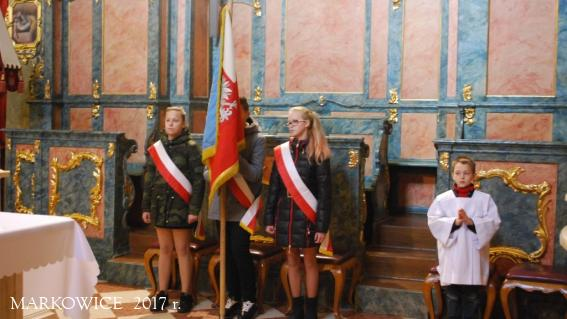 Sanktuarium Markowice - Msza Święta w intencji Ojczyzny w dniu Narodowego Święta Niepodległości