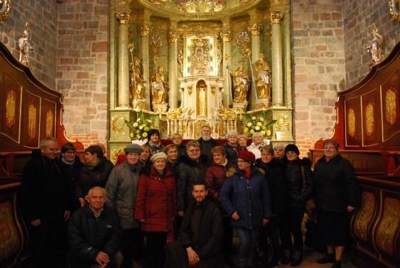 Sanktuarium Markowice - Z PKSem na pielgrzymi szlak