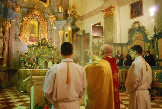 Sanktuarium Markowice - Wigilia Paschalna w Wielką Noc