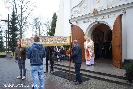 Sanktuarium Markowice - Rezurekcja