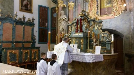 Msza Święta w Nadzwyczajnej Formie Rytu Rzymskiego w Naszej Bazylice