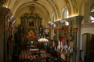 Kult Matki Bożej Markowickiej